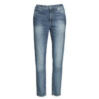 Textil Mulher Calças Jeans G-Star Raw 3301 HIGH STRAIGHT 90'S ANKLE WMN Azul