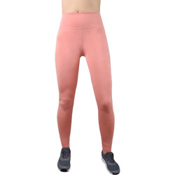 Textil Mulher Collants Nike Swoosh Pink Rose