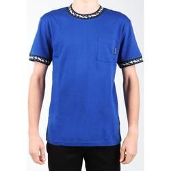 Textil Homem T-Shirt mangas curtas DC Shoes DC EDYKT03372-BYB0 granatowy