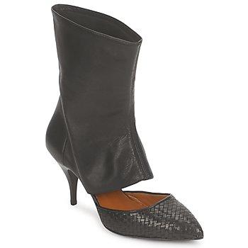 Sapatos Mulher Botins Stéphane Kelian IVAN Preto