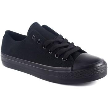 Sapatos Homem Sapatilhas Bienve 1309 Negro