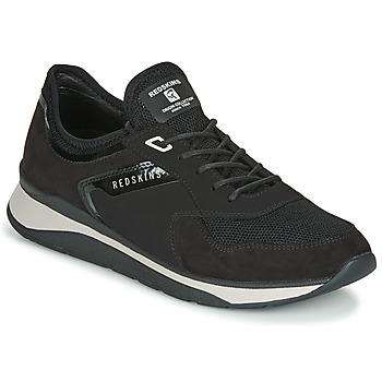 Sapatos Homem Sapatilhas Redskins ESTEVAN Preto