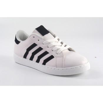 Sapatos Mulher Multi-desportos Bienve Esporte senhora boas-vindas, lx847 bl.neg Blanc
