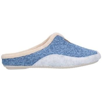 Sapatos Mulher Chinelos Norteñas 60-192 Mujer Jeans bleu