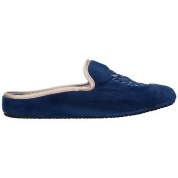 Sapatos Mulher Chinelos Norteñas 7-35-25 Mujer Azul marino bleu