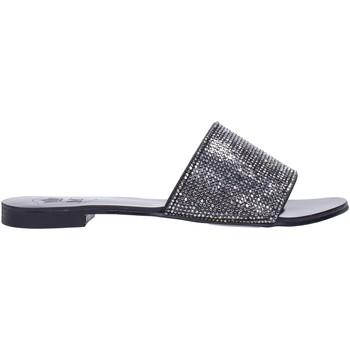 Sapatos Mulher chinelos Fm A01-5T-NE Multicolore