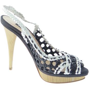 Sapatos Mulher Sandálias D'ambra 14000 Multicolore