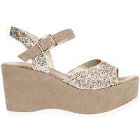 Sapatos Mulher Sandálias Elisa Conte 220F3C Multicolore