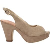 Sapatos Mulher Richelieu Elisa Conte P1503F2C Multicolore