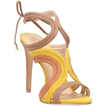 Sapatos Mulher Sandálias Vicenza 234003 ORIENTE Multicolore