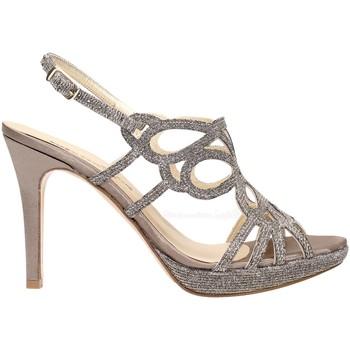 Sapatos Mulher Sandálias Melluso J474N Multicolore