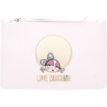 Malas Mulher Pouch / Clutch Love Moschino JC4313PP08 Multicolore