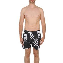 Textil Homem Fatos e shorts de banho Quiksilver ATOMIC 16 BS Preto / Branco