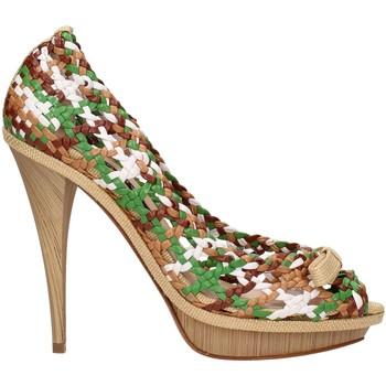 Sapatos Mulher Escarpim D'ambra 14002 Multicolore