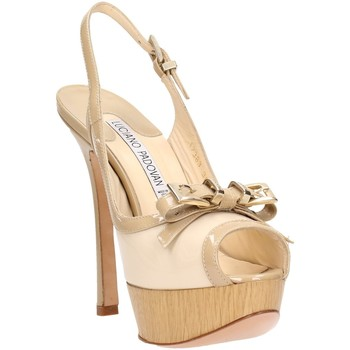 Sapatos Mulher Sandálias Luciano Padovan RYTCETQR12Q025 Multicolore