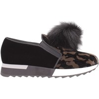 Sapatos Mulher Slip on Jeannot 71165 Multicolore