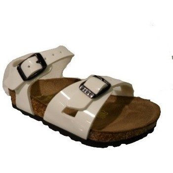 Sapatos Rapaz Sandálias Birkenstock RIO Multicolore