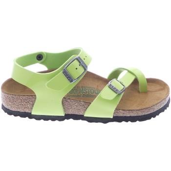 Sapatos Rapaz Sandálias Birkenstock TAORMINA Multicolore