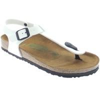 Sapatos Rapaz Sandálias Birkenstock KAIRO Multicolore