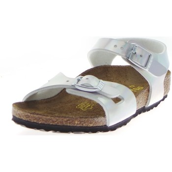 Sapatos Rapariga Sandálias Birkenstock RIO Multicolore