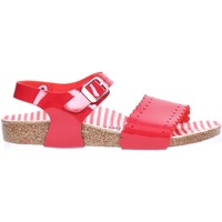 Sapatos Rapariga Sandálias Birkenstock RISA Multicolore