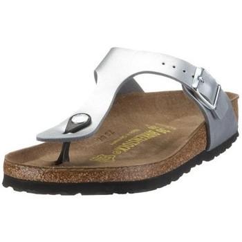 Sapatos Rapaz Chinelos Birkenstock GIZEH Multicolore
