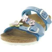 Sapatos Rapariga Sandálias Birkenstock SALINA Multicolore