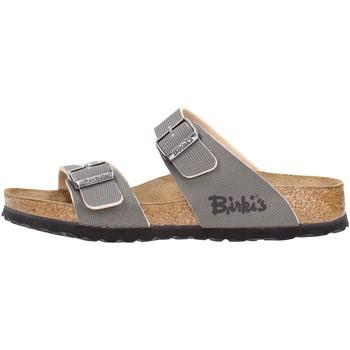 Sapatos Rapaz Chinelos Birkenstock SKORPIONS Multicolore