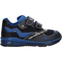 Sapatos Rapaz Multi-desportos Geox B8484A 0AU54 B TODO Azul
