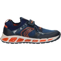 Sapatos Rapaz Multi-desportos Geox J8494A 011FE J SHUTTLE Azul