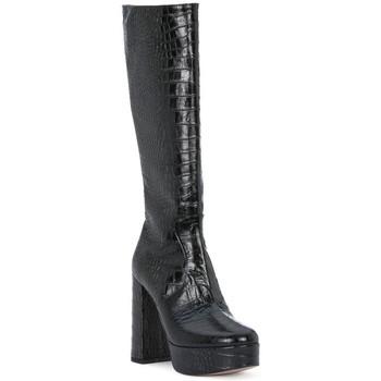 Sapatos Mulher Botas Priv Lab NERO COCCO Nero