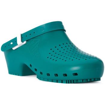Sapatos Tamancos Calzuro S VERDE CINTURINO Verde