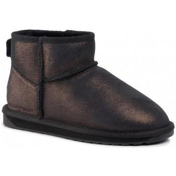 Sapatos Mulher Botas de neve EMU Australia Stinger Castanho