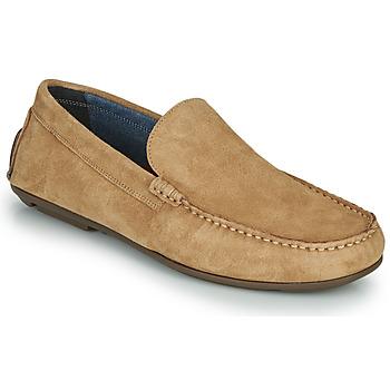 Sapatos Homem Mocassins André BIOUTY Bege