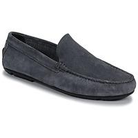 Sapatos Homem Mocassins André BIOUTY Azul
