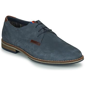 Sapatos Homem Sapatos André TITO Azul