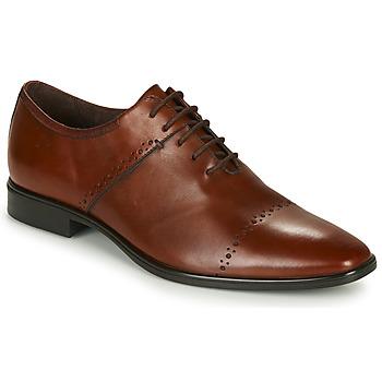 Sapatos Homem Richelieu André CUTTY Castanho