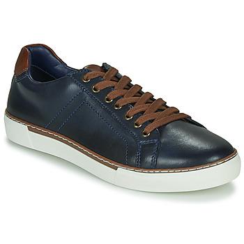 Sapatos Homem Sapatilhas André SHANN Marinho
