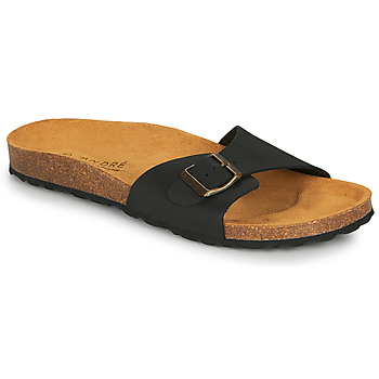 Sapatos Homem Sandálias André NUSPRINT Preto