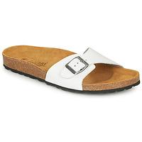 Sapatos Homem Sandálias André NUSPRINT Branco