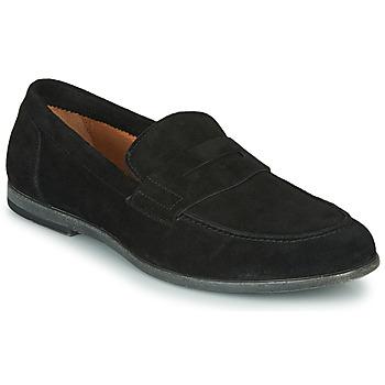 Sapatos Homem Mocassins André HARLAND Preto