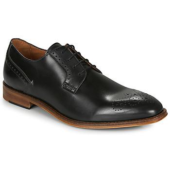 Sapatos Homem Sapatos André CLASSIQUE Preto