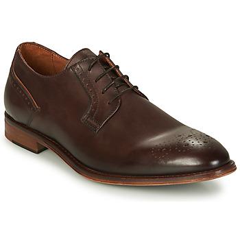 Sapatos Homem Sapatos André CLASSIQUE Castanho