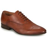 Sapatos Homem Richelieu André DOWNTOWN Conhaque