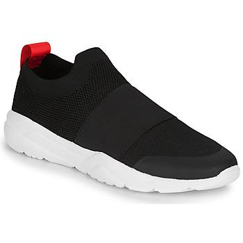 Sapatos Homem Sapatilhas André ALVEOLE Preto