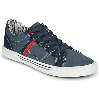 Sapatos Homem Sapatilhas de ténis André SUNWAKE Marinho