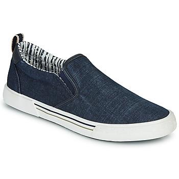 Sapatos Homem Slip on André SLEEPY Azul