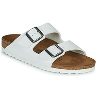 Sapatos Mulher Chinelos Birkenstock ARIZONA Branco
