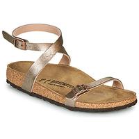 Sapatos Mulher Sandálias Birkenstock DALOA Bronze