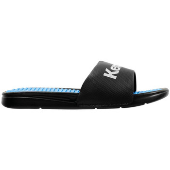 Sapatos Homem chinelos Kempa Claquettes  Bathing bleu kempa/noir